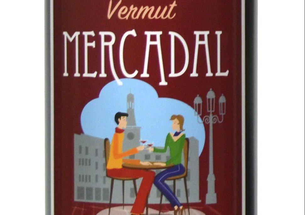 Vermut Mercadal Rojo