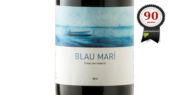 Blau Marí 2016 Ecológico