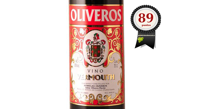 Vermouth Oliveros Crianza