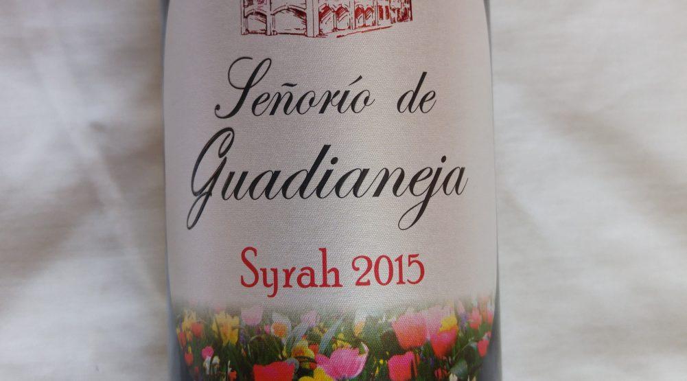 Señorío de Guadianeja Syrah 2016