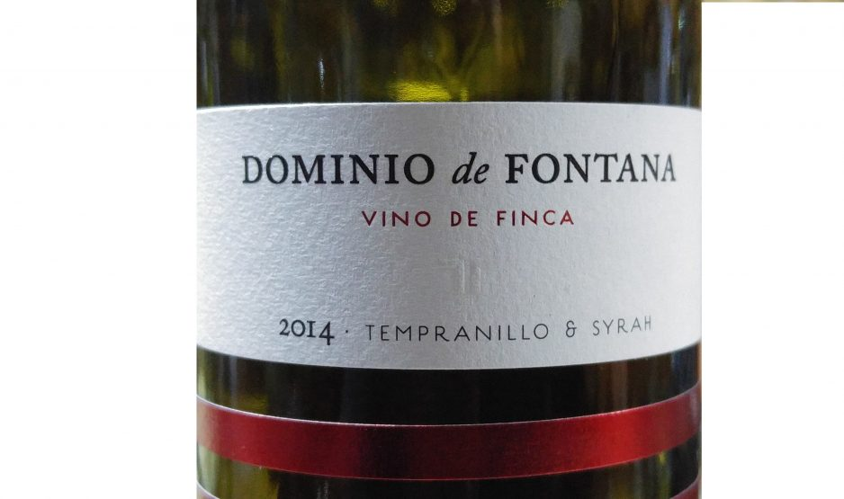 Dominio de Fontana Roble 2014