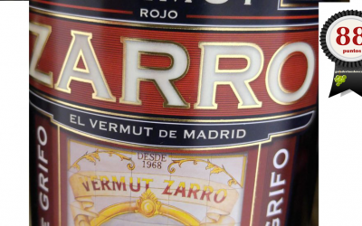 Vermut Zarro Rojo 1LT