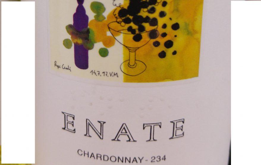 Enate Chardonnay 234, 2017