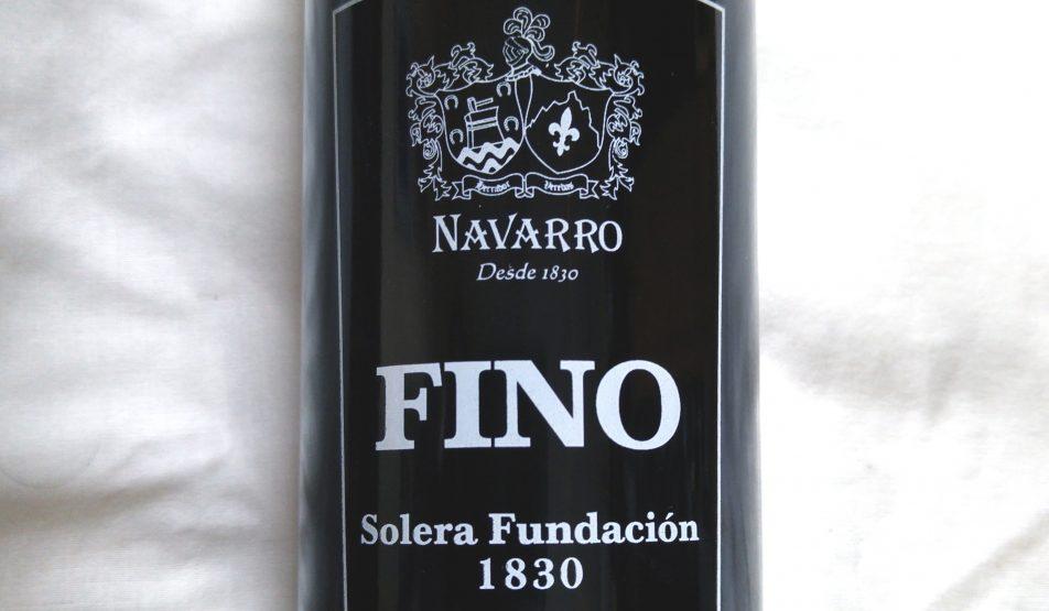 FINO SOLERA FUNDACIÓN 1830