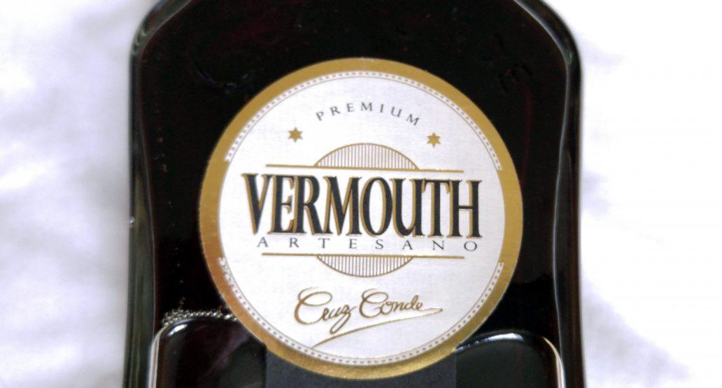 Vermouth Artesano Cruz Conde