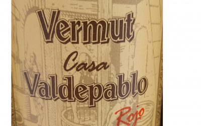 Vermut Valdepablo Rojo