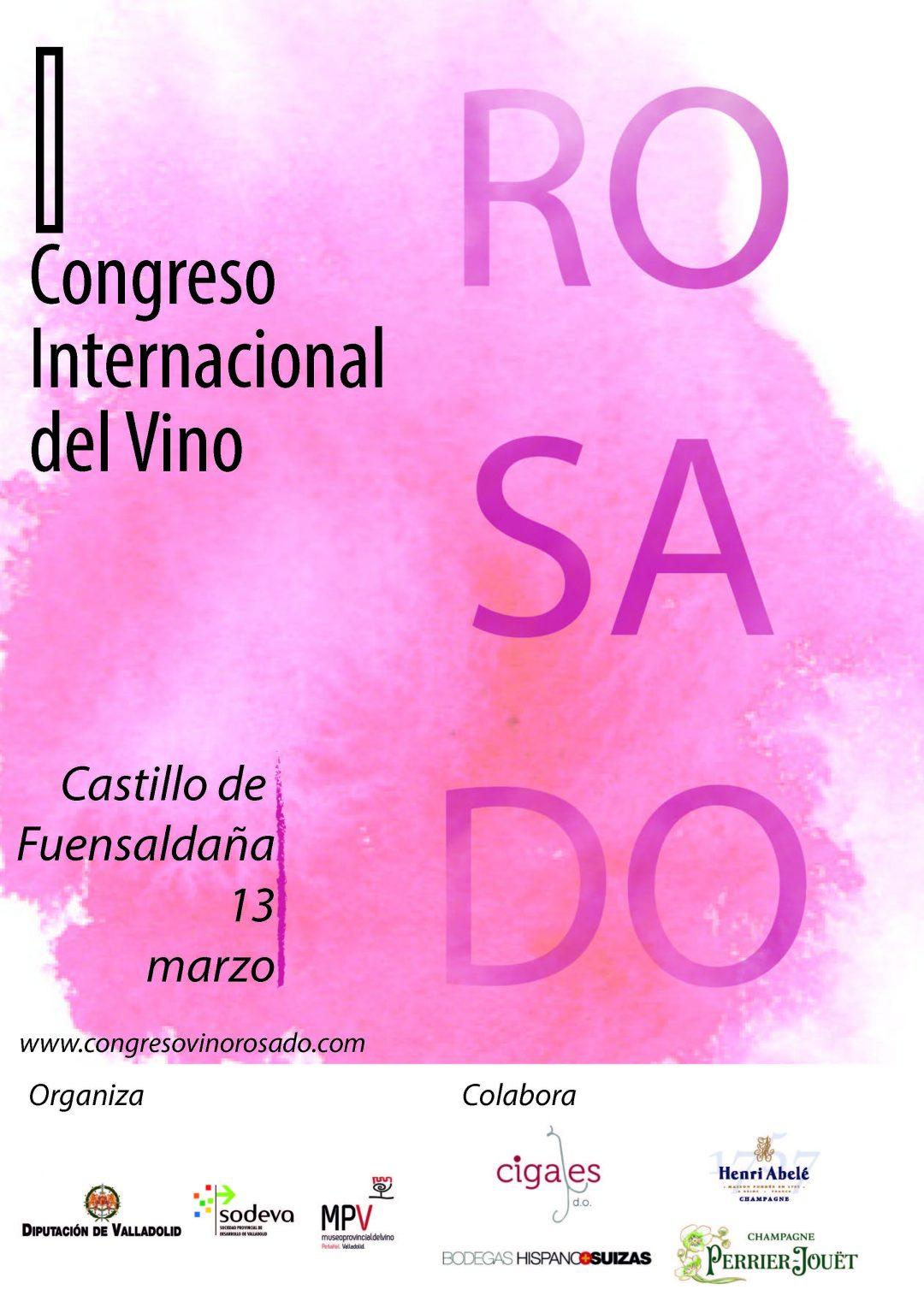 I CONGRESO INTERNACIONAL DE VINO ROSADO EN VALLADOLID