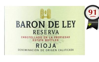 Barón de Ley Reserva 2014