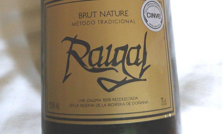RAIGAL. ESPUMOSO BRUT NATURE