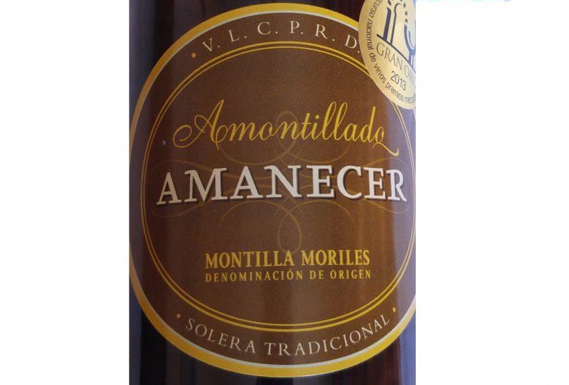 Amontillado Amanecer