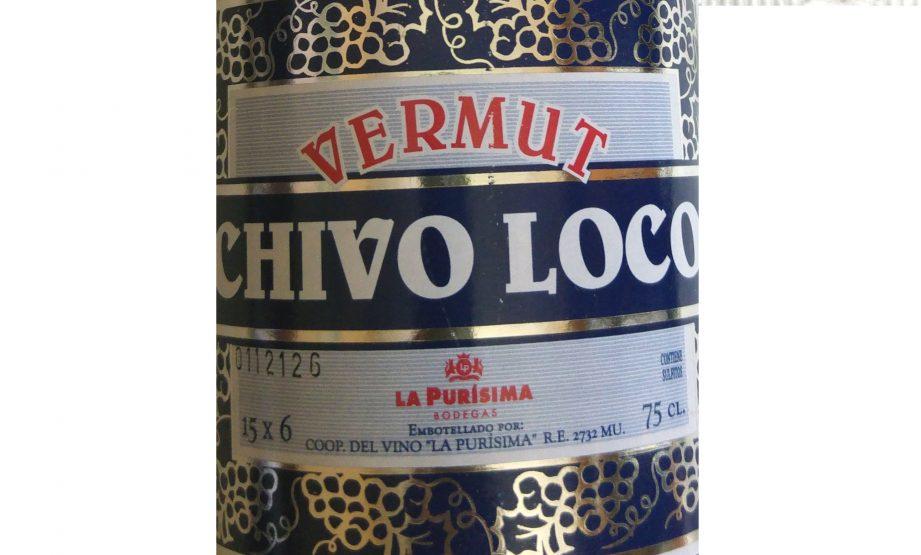 Vermut Chivo Loco