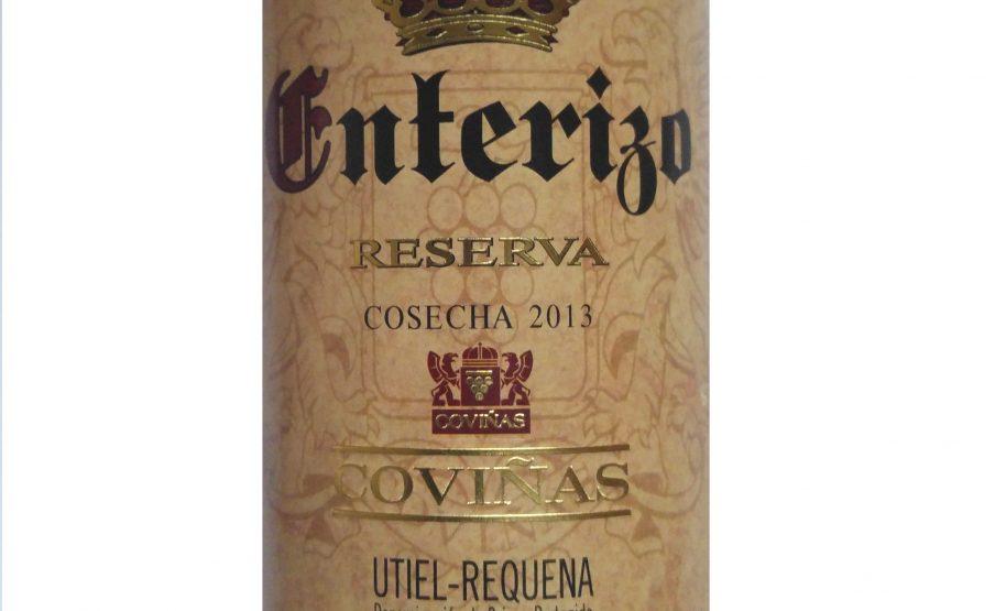Enterizo Reserva 2013