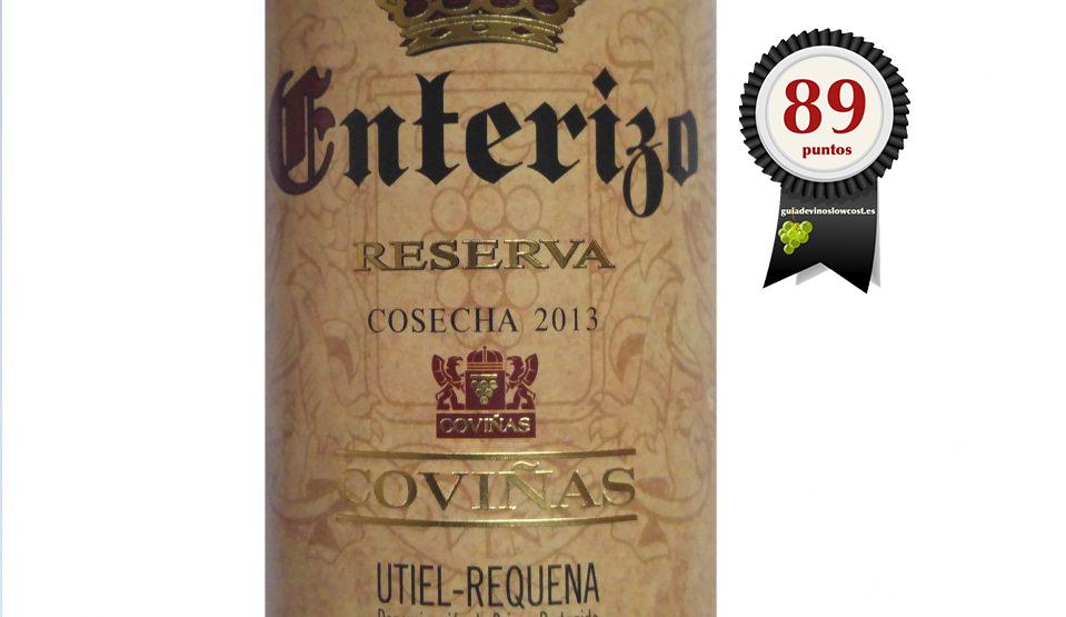 Enterizo Reserva 2014