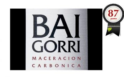 Baigorri Maceración Carbónica 2018