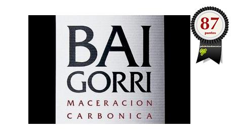 Baigorri Maceración Carbónica 2017