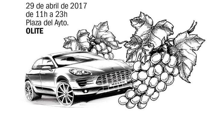 Manzanos Wines Festival celebra su tercera edición en un paisaje idílico, la ciudad de Olite.