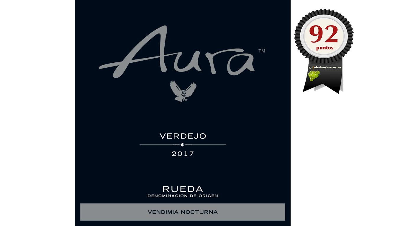 AURA Vendimia Nocturna 2017