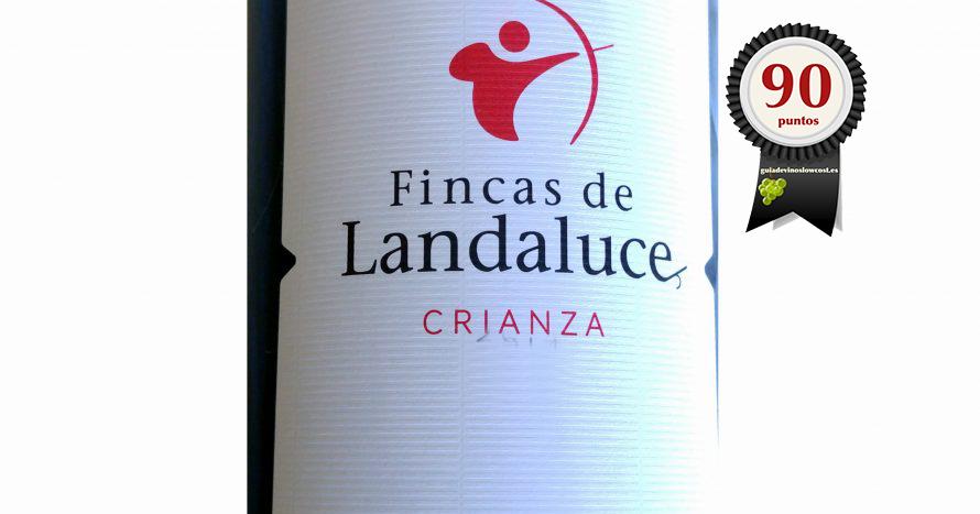 Fincas de Landaluce Crianza 2015