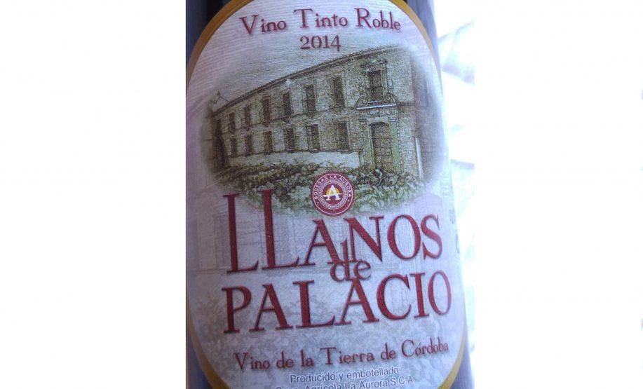 Llanos de Palacio Roble 2014