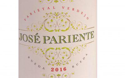 José Pariente Verdejo 2016