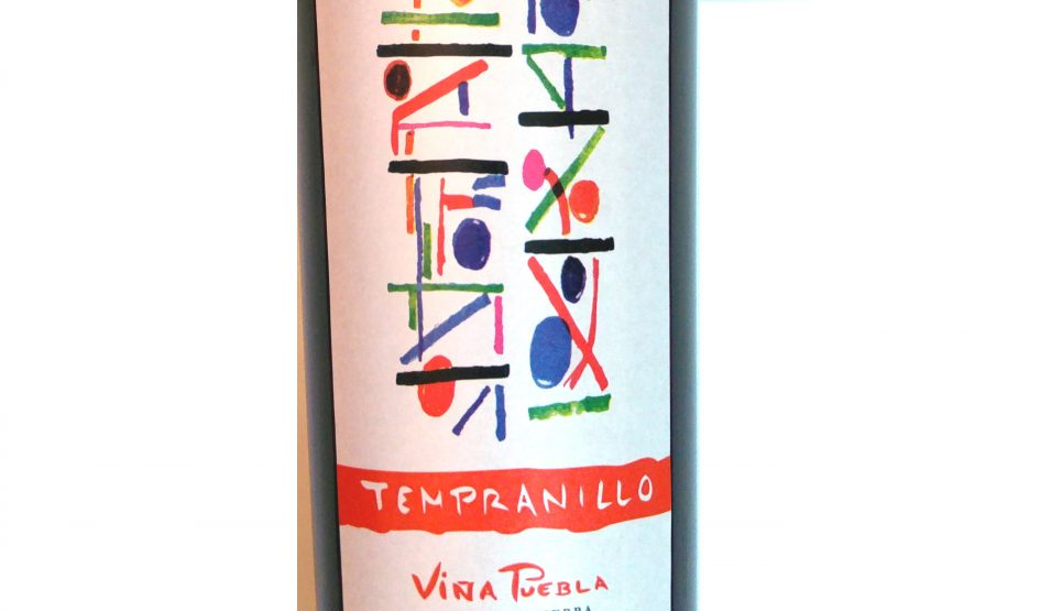 Viña Puebla Tempranillo 2016