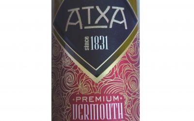 Vermouth Red Atxa