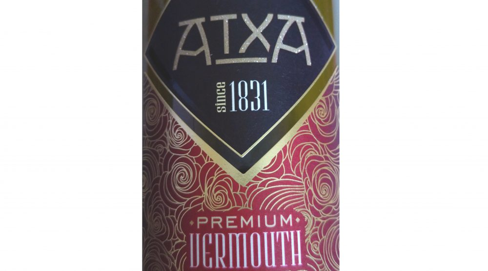 Vermouth Red Atxa