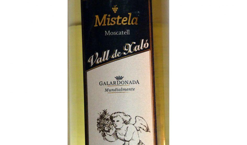 Mistela Vall de Xaló Moscatel