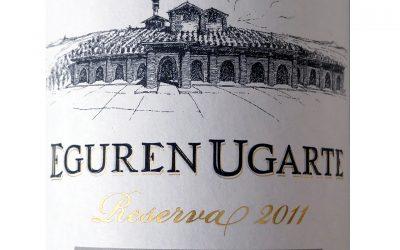 Eguren Ugarte Reserva 2011