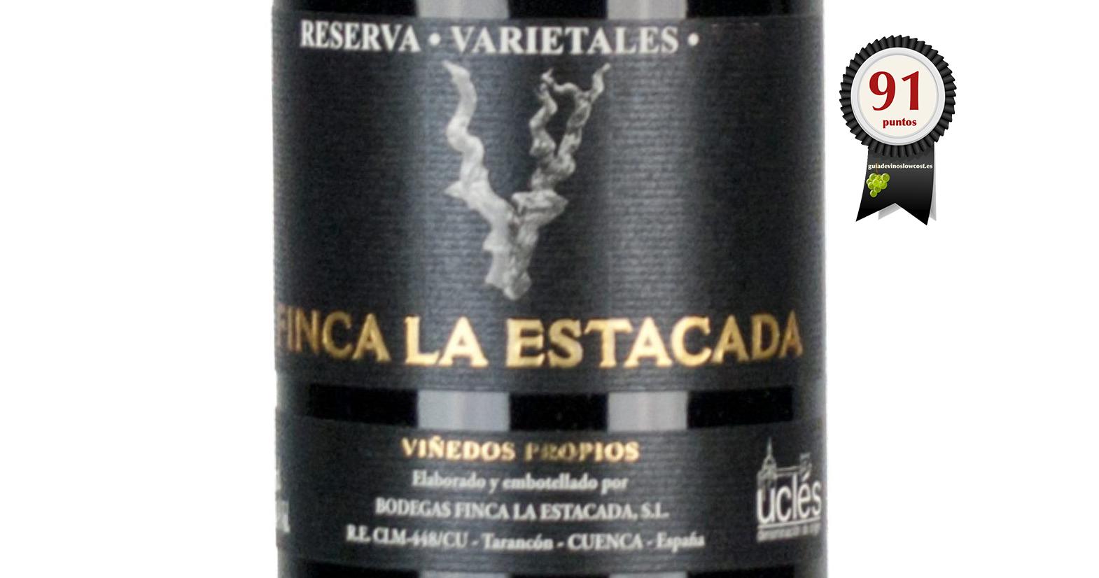 Finca La Estacada Varietales Rsva. 2014