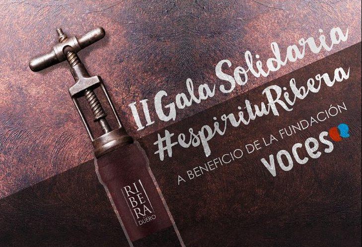 Ribera del Duero celebra la II Gala Solidaria #EspírituRibera a favor de VOCES con la actuación especial de Amaral