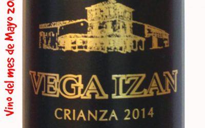 Vega Izán Crianza 2014