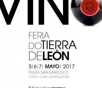 Los vinos Tierra de León en la Feria del Vino de León 5, 6 y 7 de Mayo
