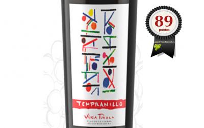 Viña Puebla Tempranillo 2017