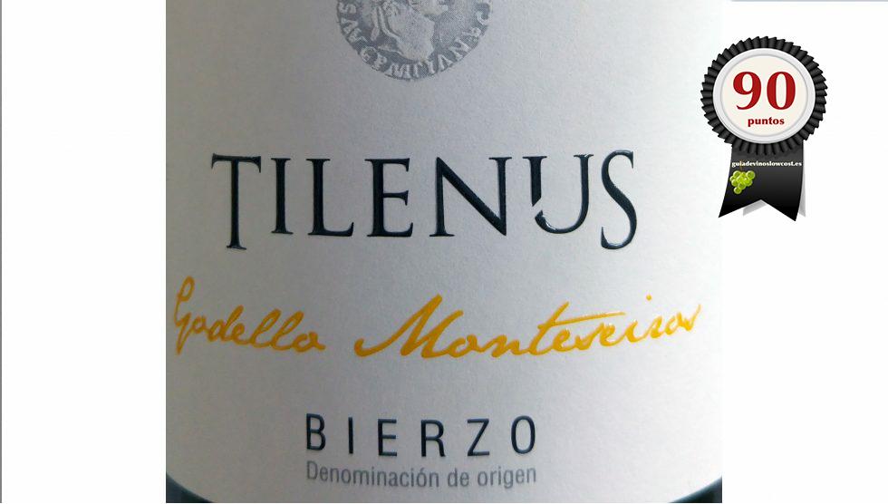 Tilenus Godello Monteseiros 2018