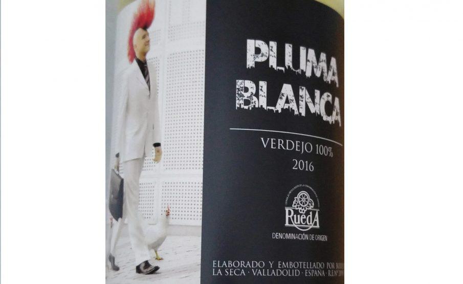 Pluma Blanca Verdejo 2016