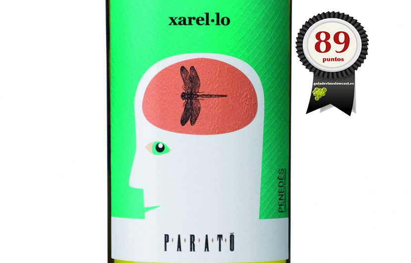 Parató Blanc Xarel·lo 2018 Ecológico