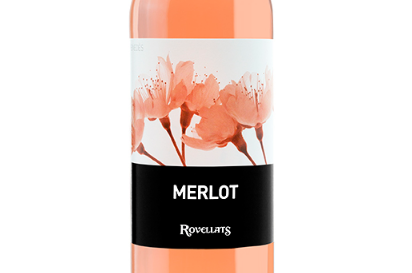Rovellats Merlot Rosado 2016