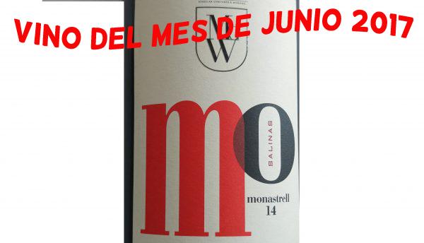 MO Salinas Monastrell 2014