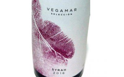Vegamar Selección Syrah 2016