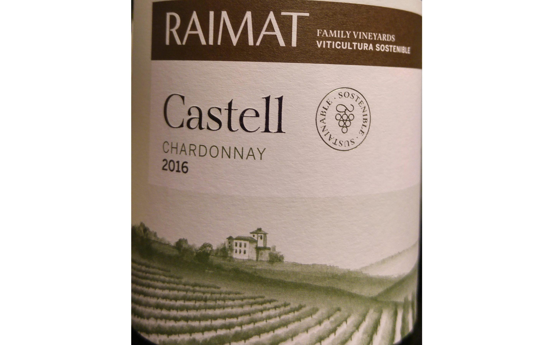 Raimat Castell 2016