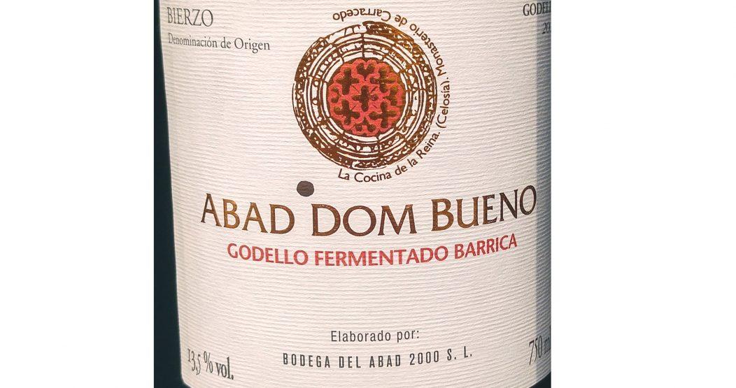 Abad Dom Bueno Godello Barrica 2016