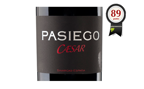 Pasiego Crianza Cæsar-2012