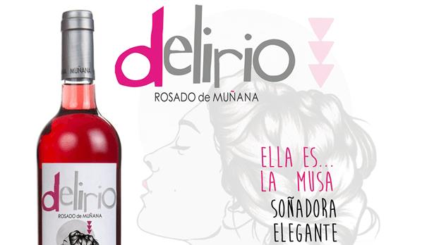 Delirio Rosado Muñana 2016