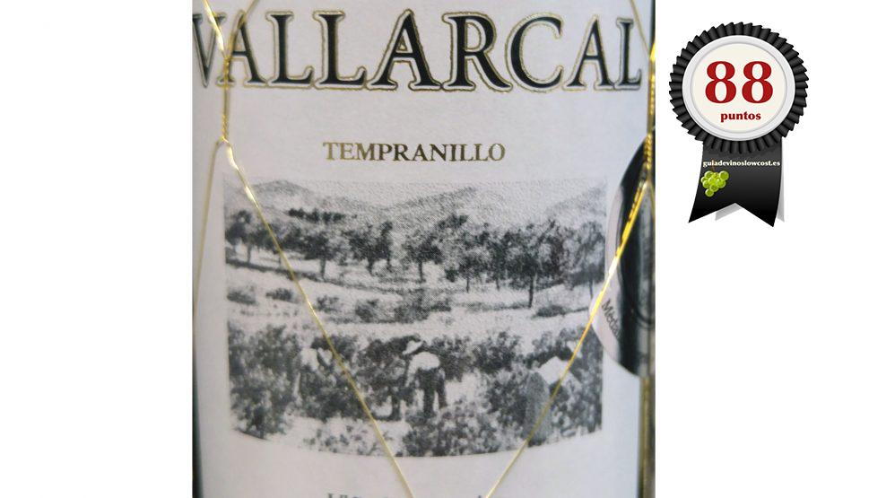 Vallarcal Roble 2016