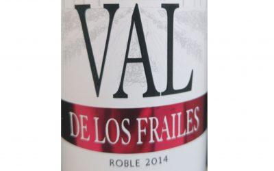 Valdelosfrailes Roble 2014