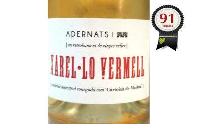 Adernats Xarel.lo Vermell 2016
