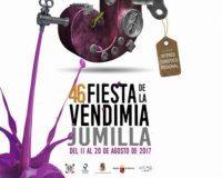 Fiestas de la Vendimia de Jumilla (Murcia) del 11 al 20 de Agosto