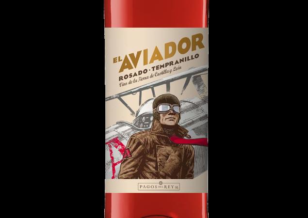 El Aviador Rosado 2018