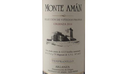 Monte Amán Crianza 2014
